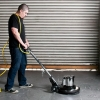"EDIC Saturn™ Low Speed Floor Machines - 17"", Powder coated brush cover"