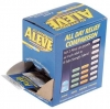 ACME Aleve Naproxen Sodium Individually Wrapped Medication - 50 Packs/BX