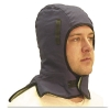 Extra Large Neck Flap Winter Line,r Twill - Blue
