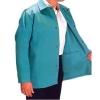 Cotton Sateen Jacket - L