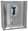 """ASI Telephone Accommodation For Panel Phone - 24""""W x 30""""H x 14""""D"""