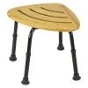 DMI® Bamboo Bath Seat - Woodgrain