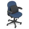 DMI® Lumbar Cushions - 14 X 13, Black