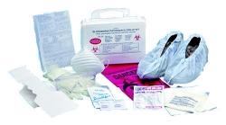 BOARDWALK Bloodborne Pathogen Cleanup Kit -