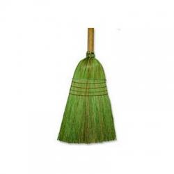 BWKBR10001 - BOARDWALK 100% Corn Warehouse Brooms - 60, Black/Natural