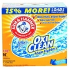 ARM & HAMMER OxiClean® Concentrated Powdered Laundry Detergent -