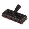 "Carlisle Swivel Scrub Brush - DuPont Tynex A Bristles, 8"" Block, Dozen"