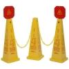 """Continental Quad-Cones Caution System - 35"""" H"""