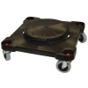 Continental Huskee® Square Dolly - Black