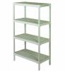 "Continental Oyster NSF® Ventilated Storage Shelf - 36-1/4"" x 18-1/8"" x 60-1/4"" H"