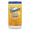 COLGATE Fabuloso Multi Purpose Wipes - Lemon, 90/Canister, 4 Canister/Ctn