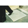"Crown Walk-N-Clean™ Indoor Adhesive Mat - 31.5"" x 25.5"", White Sheets"