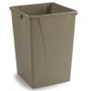 Carlisle Centurian™ Beige Waste Container - 35 Gallon