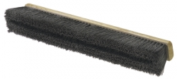 CRS 360243603 - Carlisle Flo-Pac® Black Horsehair/Polypropylene Sweep With Wire Center - 36