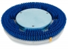 "Carlisle Colortech™ Blue Adjust-A-Glide® Soft Pad - 14"""