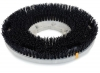 Carlisle Colortech™ Black Stripping Rotary Grit Brush - 15""