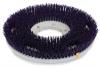 """Carlisle Colortech™ Purple Aggressive Scrubbing Grit Brush - 15"""""""