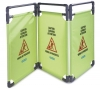 Carlisle Caution Cones And Barriers One Panel Caution Barrier Add On - Avocado
