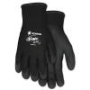 MCR Safety Ninja® Ice Gloves - Black, Large