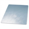 "DuraMat® Chair Mat for Low Pile Carpeting - 46""W x 60""H, Clear"