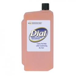 DIA04029 - DIAL Body & Hair Shampoo - 1 Liter