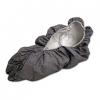 "Tyvek® 5"" Shoe Covers - Gray"