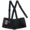 ProFlex® 2000SF High-Performance Spandex Back Support - Large, Black