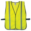 GloWear® 8020HL Non-Certified Standard Safety Vest - Lime, One Size Fit All