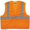 GloWear® 8205HL Class 2 Super Econo Mesh Safety Vest - Orange, 2XL/3XL