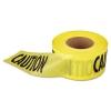 Caution Barricade Tape - 1000' x 3''