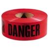 Danger Barricade Tape - 1000' x 3''