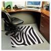"""Printed Chair Mat Design Series - 48""""W x 36""""L"""