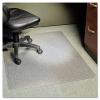 "Task Series AnchorBar® Chair Mat for Low Pile Carpet - 46""L x 60""W"