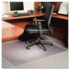 "Multi-Task Series AnchorBar® Chair Mat W/lip - 46""W X 60""L"