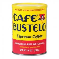FOL00050CT -  Café Bustelo Espresso Coffee - 10 Oz, 24/Ctn