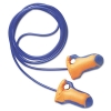 Howard Leight® Laser Trak® Detectable Single-Use Earplugs - Corded