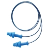 Howard Leight® Detectable Triple Flange Earplug - Corded