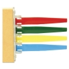Status Flags - 4 Flags, Assorted Colors
