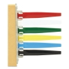 Status Flags - 6 Flags, Assorted Colors