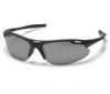 IMPACT ProGuard® Optirunner Safety Glasses - Black Frame