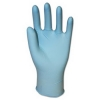 IMPACT Disposable Nitrile Powder-Free Gloves - Blue, Large