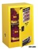 Yellow Countertop & Compac Cabinets - 12 Gallon