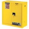 Justrite Sure-Grip® EX Safety Cabinet - 30 gal