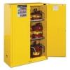 """Justrite Sure-Grip® EX Safety Cabinet - 43""""w x 18""""d x 65""""h"""