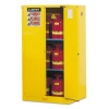 "Justrite Sure-Grip® EX Safety Cabinet - 34""w x 34""d x 65""h"