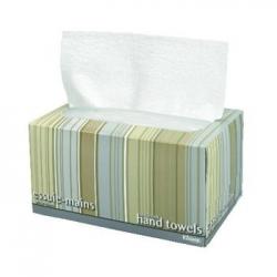 KCC11268 -  KLEENEX® Ultra Soft Hand Towels - in POP-UP* Box