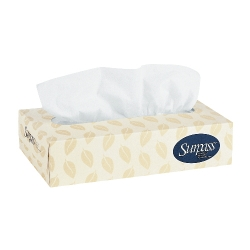KCC21390 - Kimberly-Clark® SURPASS* Facial Tissue - White