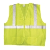 Kimberly-Clark® ANSI Class 2 Lime Vest - with Silver Reflective