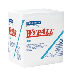 KCC34865 - Kimberly-Clark® WYPALL* X60 Wipers - 76 Wipers per Pack