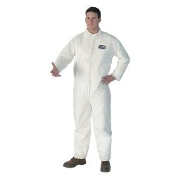 KCC44304 - Kimberly-Clark® KLEENGUARD* A40 Liquid & Particle Protection Apparel - X- Zipper Front